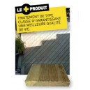 LAME DE TERRASSE PIN DU NORD 3MX145MMX28MM