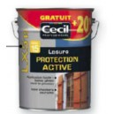 LASURE PROTECTION ACTIVE CHENE CLAIR 5L