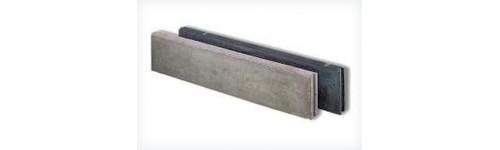 Bordure beton tout faire materiaux